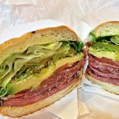 DriedSalamiSandwich