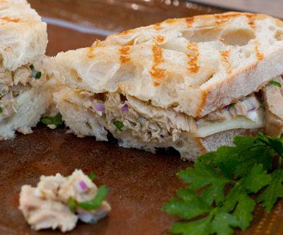 SurfMarket Specialty Sandwich Tuna Melt
