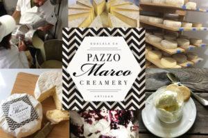 Pazzo Marco Creamery Gelato Cart
