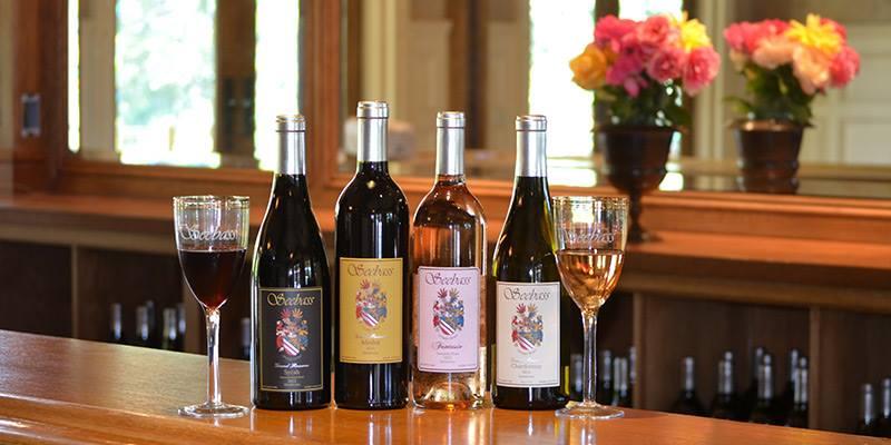 Seebass Vineyards Tasting