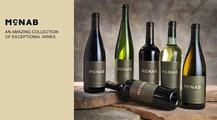 McNab Wine Tasting