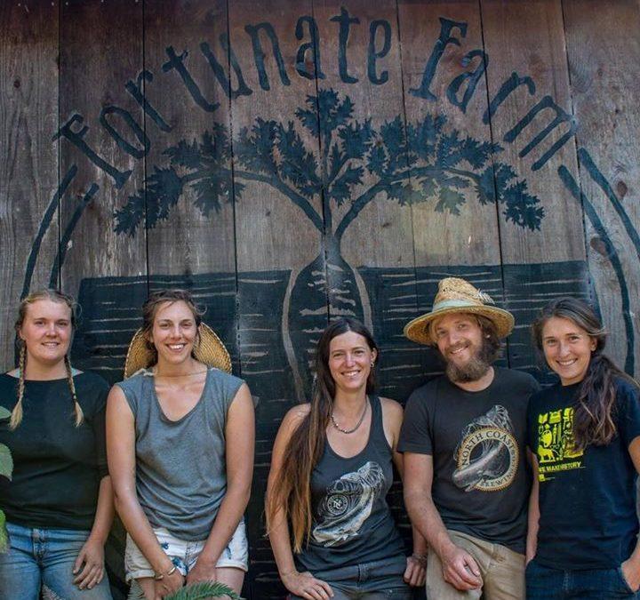 Meet Your Local Farmers:  Fortunate Farm
