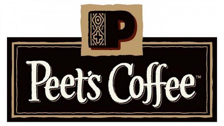 Peet's Coffee Tasting