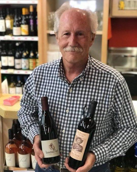 Wine Tasting: Rare Red, Stu Pedasso,  Limited Lot Pinot Noir