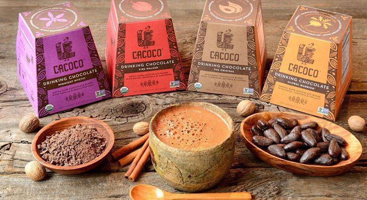 Tasting: Cacoco Drinking Chocolate