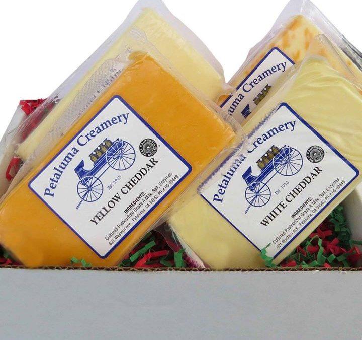 Petaluma Creamery Cheeses