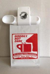 RC Henning Coffee Company Tasting