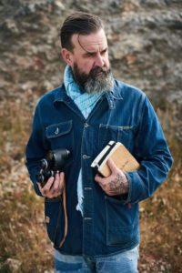 Obi Kaufmann:  Author, Poet, Artist, Naturalist @ Surf Market | Gualala | CA | United States