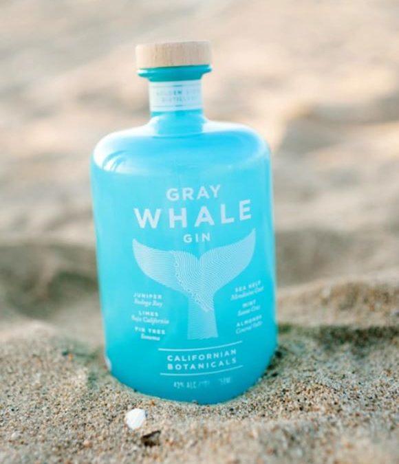 Gray Whale Gin Tasting