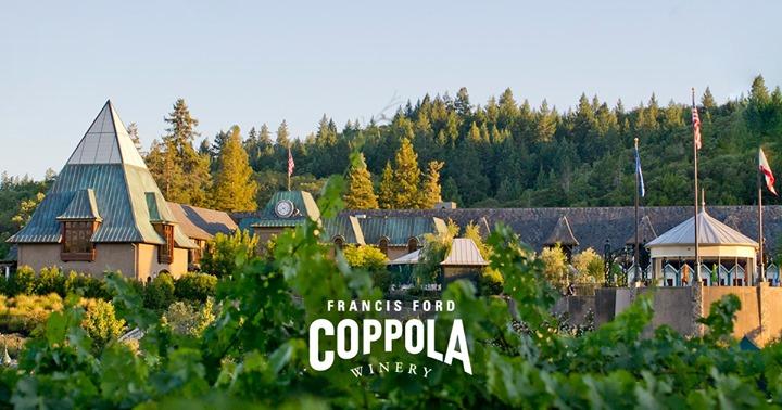 Coppola Winery Tasting