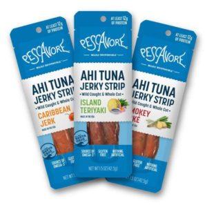Pescavore Ahi Tuna Jerky Tasting @ Surf Market | Gualala | CA | United States
