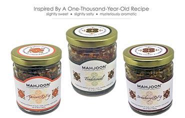 Edible Complex :Mahjoon Tasting