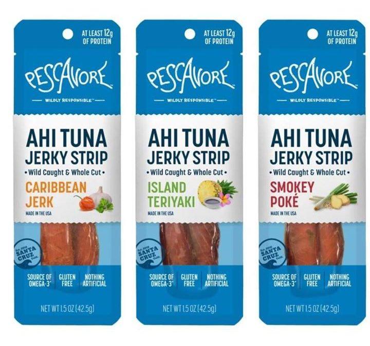 Pescavore Ahi Tuna Jerky Tasting and Demonstration
